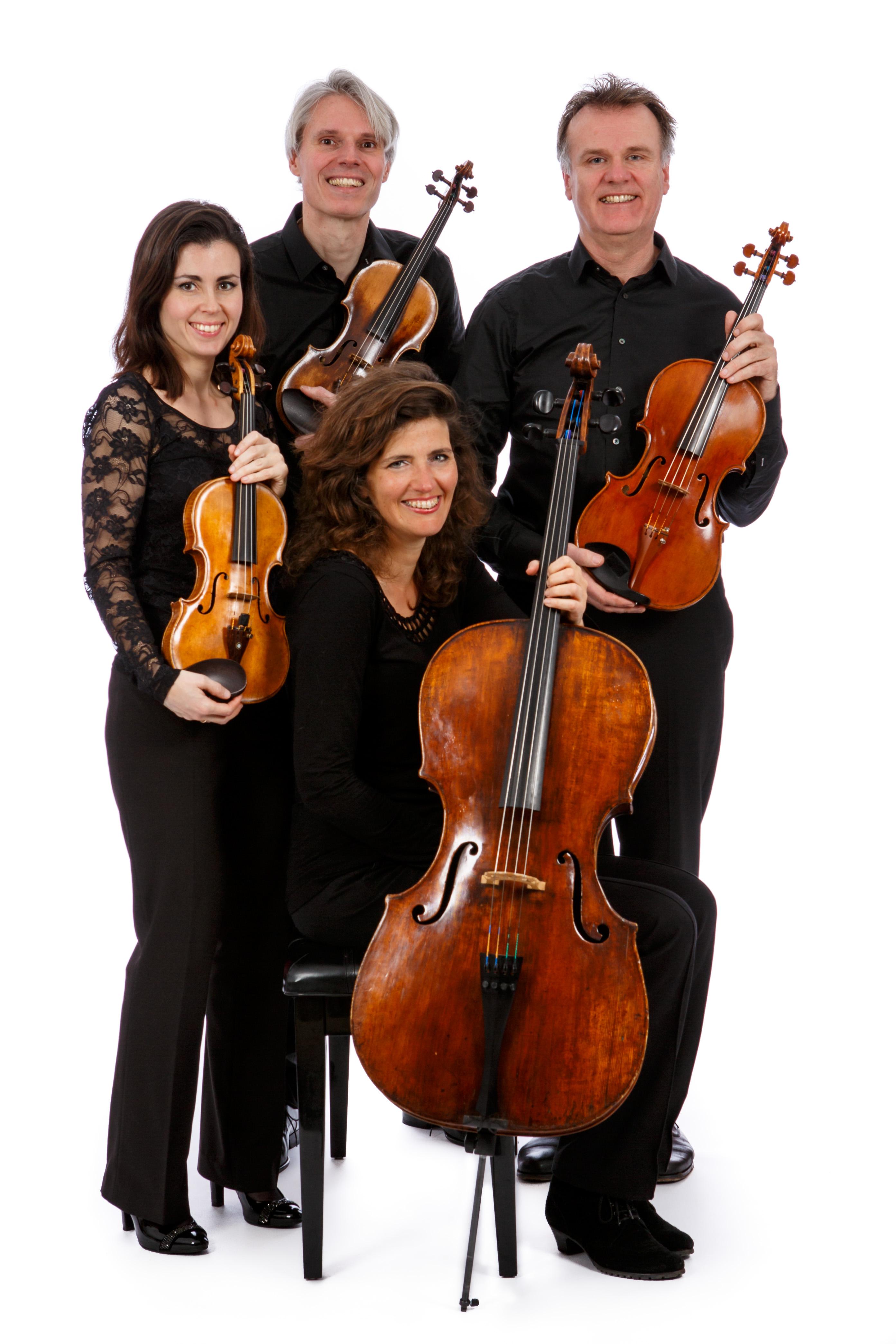 Het Carezza Kwartet